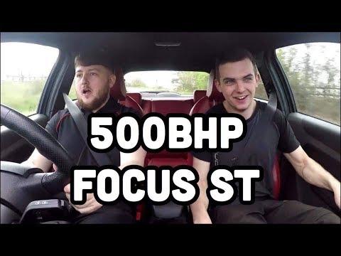 500BHP FOCUS ST MK2 **AET MOTORSPORT**
