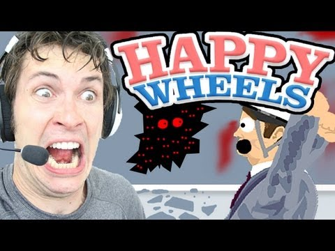 Happy Wheels - NIGHTMARE!!