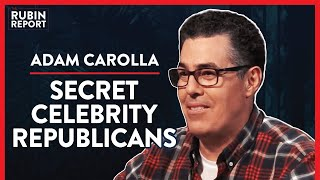 How You Can Know Who's A Secret Celebrity Republican (Pt. 1) | Adam Carolla | COMEDY | Rubin Report
