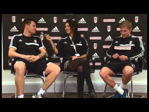 QUESTION TIME with Lewis Holtby and John Arne Riise