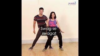 Swag Se Swagat Song | Tiger Zinda Hai | Zumba (R) | Dance | Choreo By Mugdha | Salman Khan |