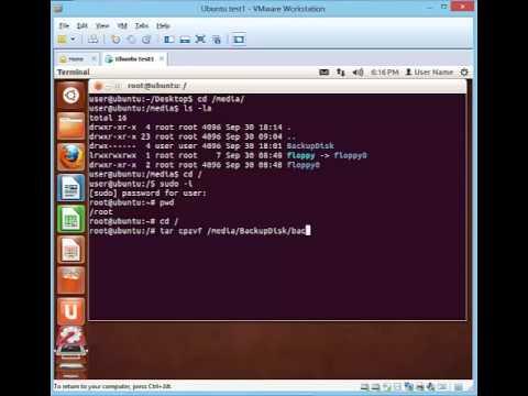 Как сделать бэкап ubuntu - gksemru