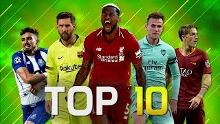 Top 10 Most Dramatic Comebacks In Football 2018/2019 #2