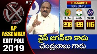 Debate on Exit Poll Results 2019 India #7 | hmtv