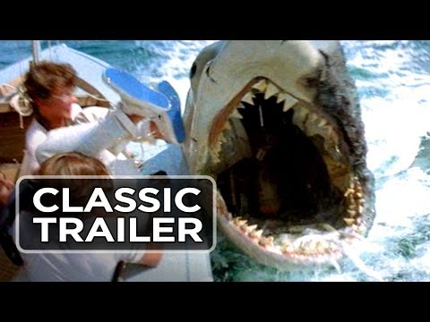 Jaws 2 Official Trailer #1 - Roy Scheider Movie (1978) HD