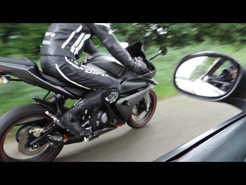 Yamaha YZF R125 Akrapovic exhaust