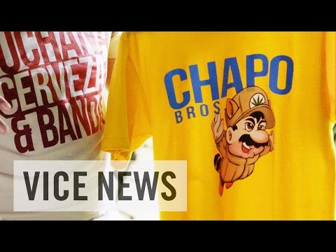 Cashing In On 'El Chapo': The Cult Of The Narco
