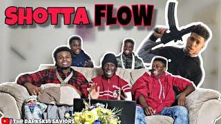 Nle Choppa Shotta Flow Official Music Audio Reaction