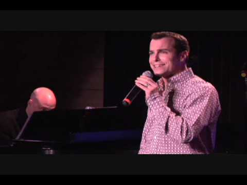 Ryan Rigazzi sings He Never Did That Before