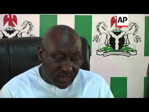 Government reax to UN imposing sanctions on Boko Haram