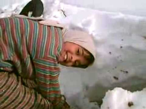 maroc 2009, pauvreté patates sous la neige مغرب تحت الصفر