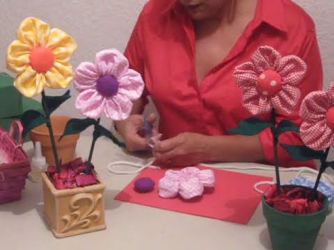 FLORES PARA MAMA / MOTHERS DAY FLOWERS DIY