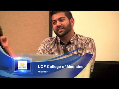 UCF College of Medicine Student Panel and Pre-Med AMSA UCF General Meeting