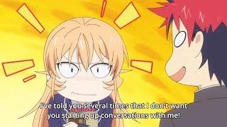 Funny Moments Shokugeki no Soma Season 3 Episode 1