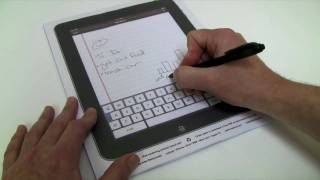 iPad Note-Pad by TechRestore