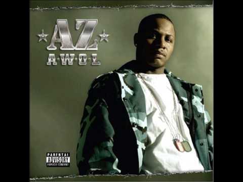 AZ A.W.O.L (Full Album)