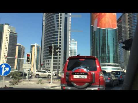 Doha city center jan 2015