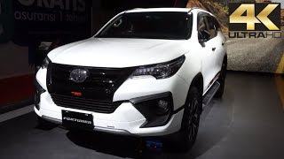 Toyota Fortuner TRD Sportivo 2019 Review - 2019 Toyota Fortuner Review