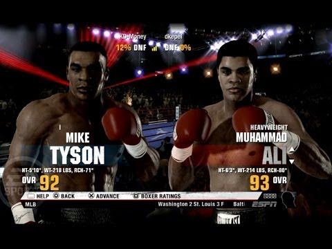 Fight Night Champion [online] - Mike Tyson vs Muhammad Ali