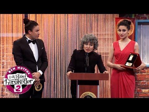 Çok Güzel Hareketler 2 | Altın Baza Ödül Töreni (14.Bölüm)