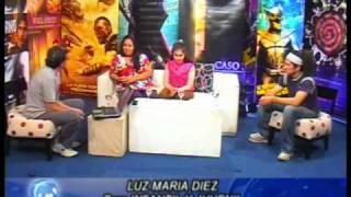 FdFTV - 03-dic-2010 - Entrevista - Kelli Wayar Orq Infantil y Juvenil - Parte 1 de 2.mp4