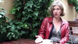 Buch-Trailer Jeannette Hagen 'Die verletzte Tochter'
