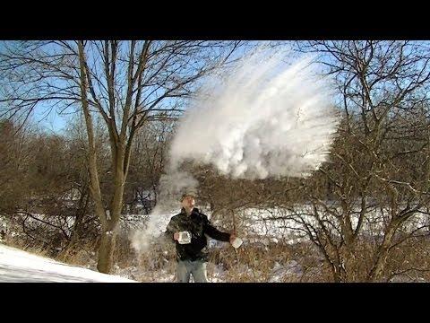Cold U.S. Temperatures Expected To Break Records As 'Polar Vortex' Blasts Midwest