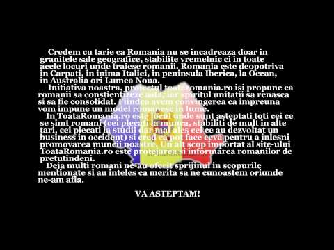 Toata Romania e in picioare