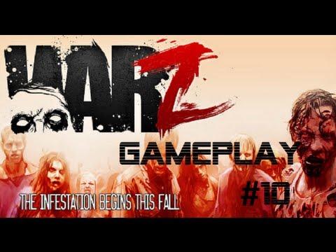 Gameplay WarZ #10  Die Truppe Marschiert Ein GermanHD