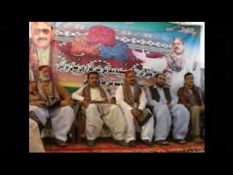 Sindhi ajrak topi day celebrate by MQM Zone Mirpurkhas.