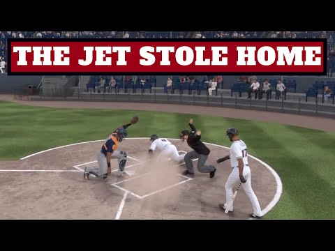 MLB The Show 19 | Road To The Show #32 - The Jet Stole Home!