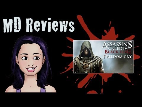 MD Reviews: Assassin's Creed 4 Freedom Cry (DLC)
