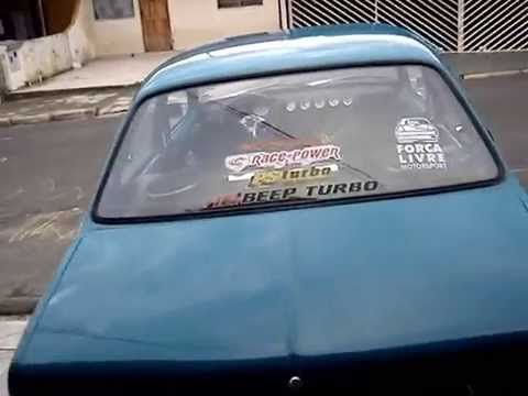 Chevette Tubarão 1.6 Turbo - REVISTA 100% VENENO - Ed. 24