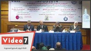 عاطف حلمى: مصر تستطيع ريادة إفريقيا والمنطقة بتكنولوجيا الاتصالات