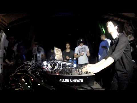 AMBIVALENT live @ RIBBON CLUB - REHAB + BELLI FRESKI - New Year's Eve 2013
