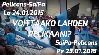 Veikkauskierros: Pelicans - SaiPa