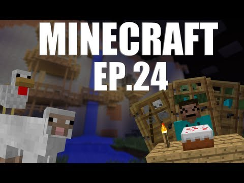 Minecraft Episodio 24 -