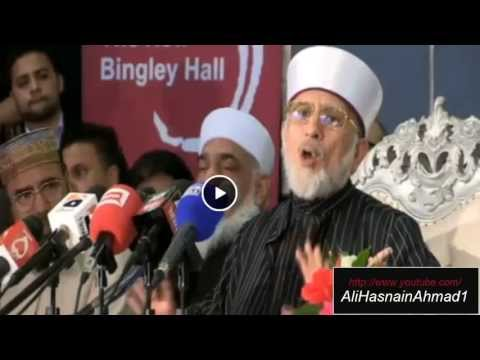 Pakistan And True Democracy Conference - Dr.muhammad Tahir-ul-qadri (04 May 2013) video