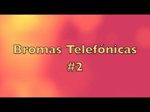 Bromas Telefónicas 2   AQUÍ TENGO EL CUERPO