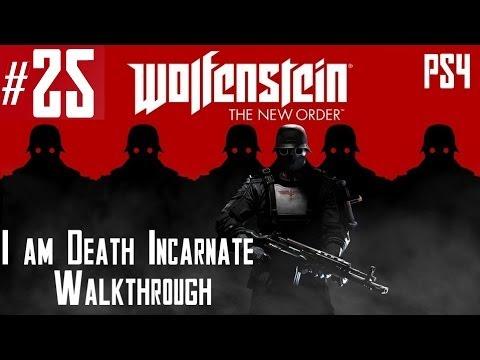 Wolfenstein: The New Order – Hard Walkthrough – Part 25 – Chapter 12 – Gibraltar Bridge 1/2