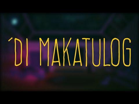 Sud - Di Makatulog (Official Lyric Video)