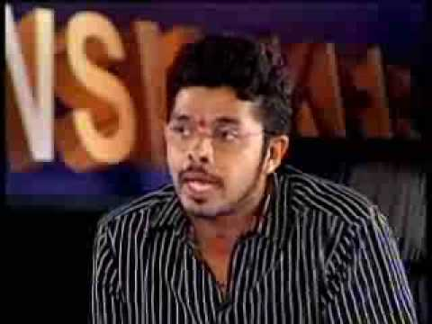 Sreesanth's Interview on Manorama News [2/7]