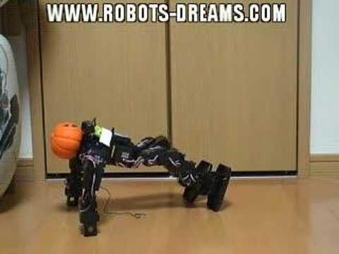 MANOI AT01: Human-like Robot Movements
