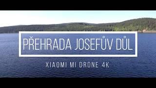 Přehrada Josefův Důl | Xiaomi Mi Drone 4K |