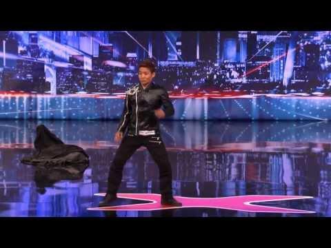 Японец своим танцем вынес мозги всей Америке !!!