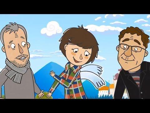 """Песня мульт-клип  """"Мы летим"""" (Из мультфильма Старый дуб) + оригинальный фрагмент"""