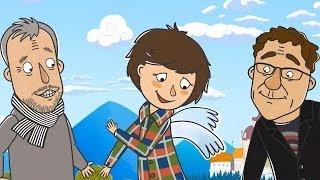 Летающие звери - Мы летим (Из мультфильма Старый дуб)
