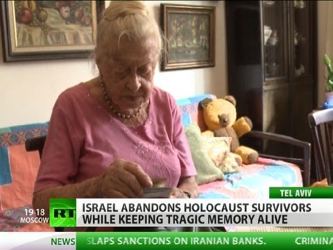 Israel abandons Holocaust survivors while keeping tragic memory alive