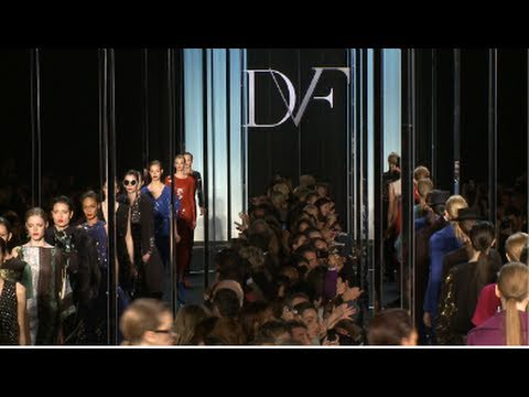 Diane von Furstenberg Runway Fall 2011 New York Fashion Week