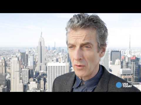 Peter Capaldi embraces punk rock doctor label
